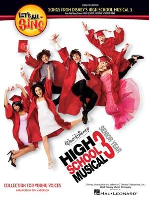 Let's all Sing Songs ( Disney's High School Mus. 3