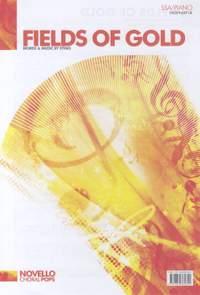 Gordon Matthew Sumner: Fields Of Gold (SSA/Piano)