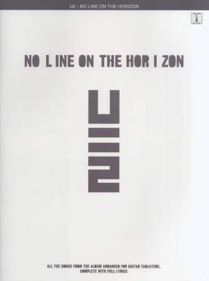No Line On The Horizon Product Image