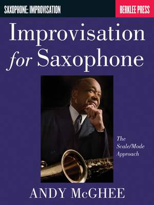 Improvisation for the Saxophone