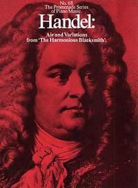 Georg Friedrich Händel: The Harmonious Blacksmith, Air and Variations