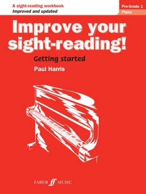Improve your sight-reading! Piano Pre-Grade 1
