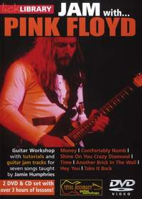 David Gilmour_Pink Floyd: Jam With Pink Floyd