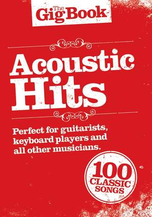 The Gig Book: Acoustic Hits