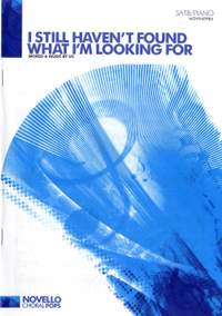 U2: I Still Haven't Found What I'm Looking For