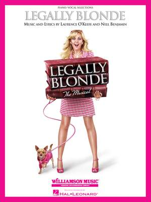 Laurence O'Keefe_Nell Benjamin: Legally Blonde - The Musical