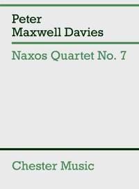 Peter Maxwell Davies: Naxos Quartet No.7