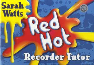 Red Hot Recorder Tutor Student Copy