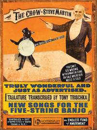Steve Martin: The Crow - New Songs For The Five-String Banjo