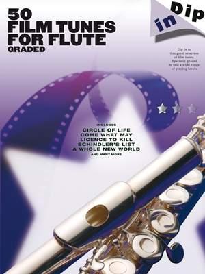 Dip In 50 Film Tunes for Flute