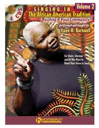 Ysaye Barnwell: Singing in the African American Tradition-Volume 2