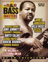 The Way They Play - R&B Bass Masters