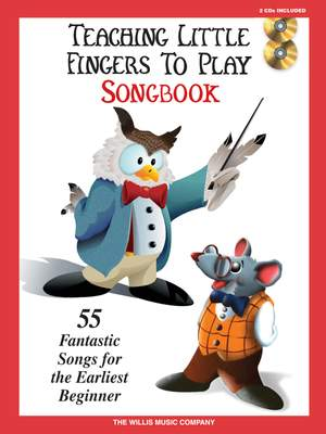 Teaching Little Fingers To Play - Songbook
