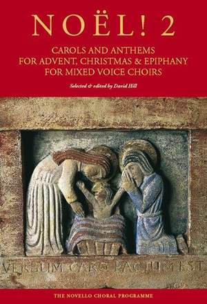 Noël! Carols And Anthems For Advent, Christmas Product Image