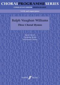Ralph Vaughan Williams: Three Choral Hymns