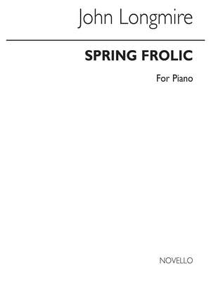 John Basil Hugh Longmire: Spring Frolic