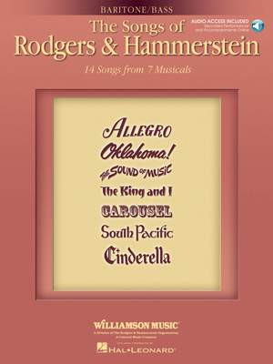 Oscar Hammerstein II_Richard Rodgers: The Songs Of Rodgers And Hammerstein