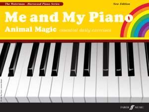 F. Waterman: Me and My Piano Animal Magic