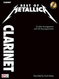 Best of Metallica - Clarinet