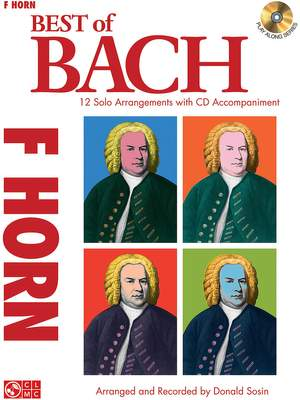 J.S. Bach: Best Of - Horn