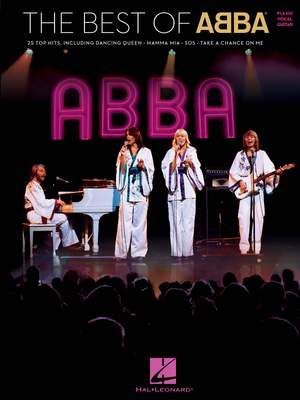 The Best Of ABBA - PVG