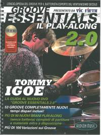 Tommy Igoe: Groove Essentials - The Play-Along 2.0