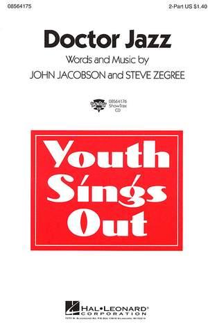 John Jacobson_Steve Zegree: Doctor Jazz
