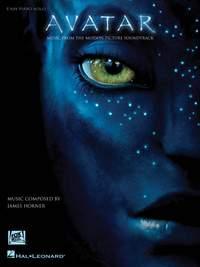 James Horner: Avatar - Easy Piano Songbook