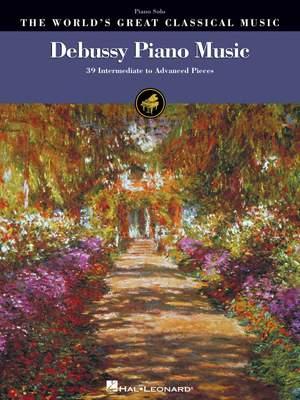 Claude Debussy: Debussy Piano Music