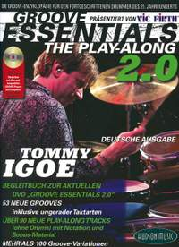 Groove Essentials - The Play-Along 2.0
