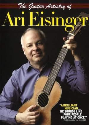 The Guitar Artistry Of Ari Eisinger