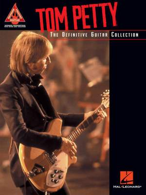 Tom Petty: The Definitive Guitar Collection