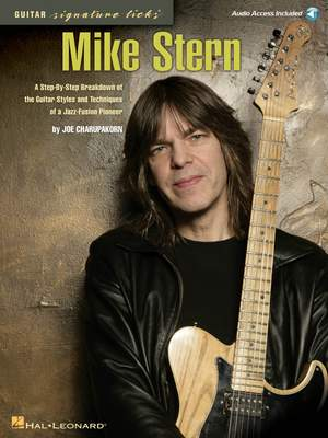 Mike Stern: Guitar Signature Licks