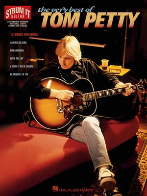 The Very Best Of Tom Petty - Strum It Guitar