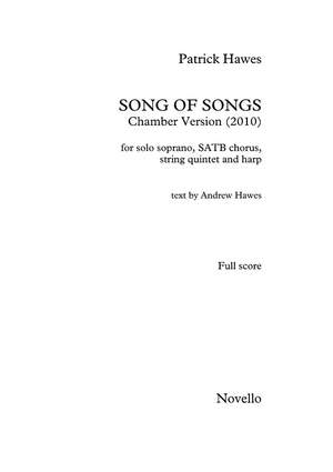 Patrick Hawes: Song Of Songs (Chamber Version)