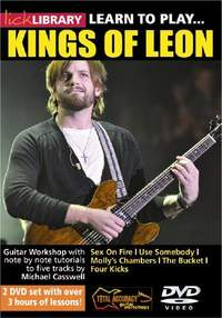 Kings Of Leon: Learn To Play Kings of Leon