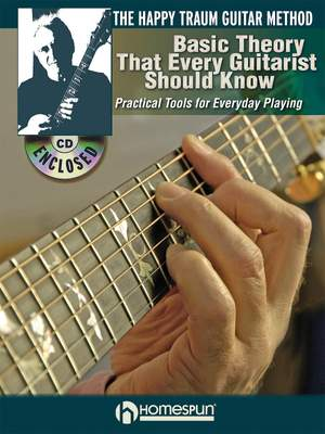 Happy Traum: Basic Theory That Every Guitarist Should Know