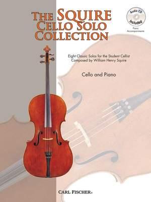 William Henry Squire: The Squire Cello Solo Collection