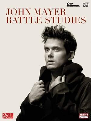 John Mayer: Battle Studies - Easy Guitar