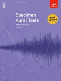 Specimen Aural Tests, Grade 6