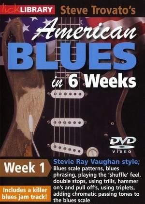 American Blues In 6 Weeks - Week 1