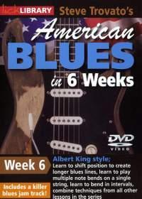 American Blues In 6 Weeks - Week 6