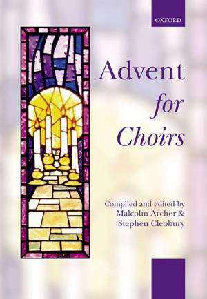 Archer: Advent for Choirs (Spiral-bound)