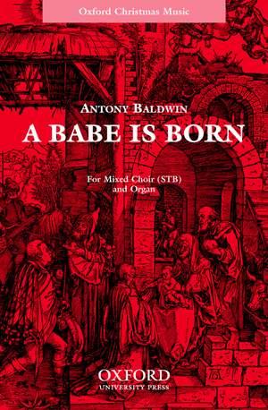 Baldwin: A Babe is born