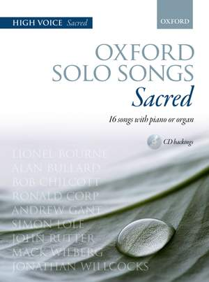 Oxford: Oxford Solo Songs: Sacred