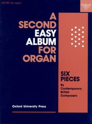 Oxford: A Second Easy Album for Organ