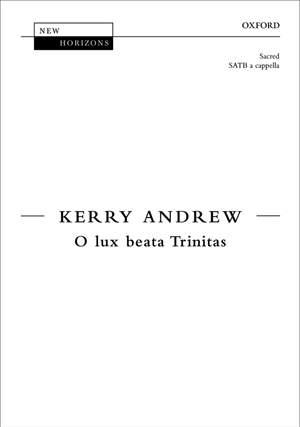 Andrew: O lux beata Trinitas