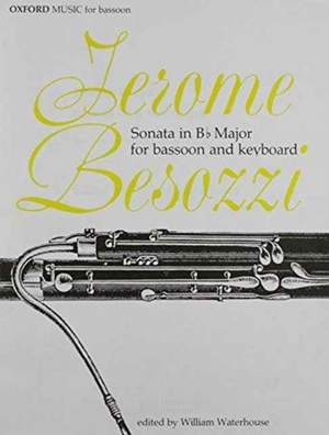 Besozzi: Sonata in B flat major