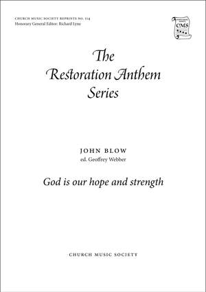 Blow: God is our hope and strength