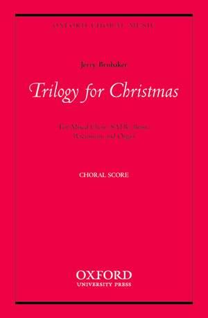 Brubaker: Trilogy for Christmas